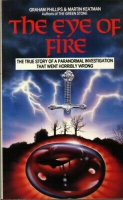 Eye of Fire by Keatman, Martin Paperback Book The Cheap Fast Free Post