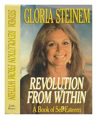 Revolution From Within by STEINEM, G Book The Cheap Fast Free Post