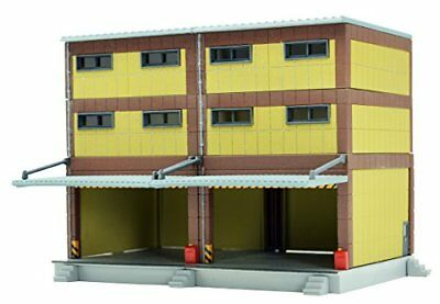TOMIX N Scale 1/150 TOMYTEC The Building 150 Modern Truck Terminal B.