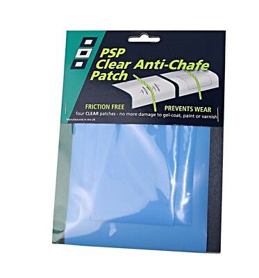 PSP Clear Anti-Chafe Patch x4 pcs
