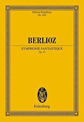 Symphonie Fantastique Op. 14. Miniature Score Book The Cheap Fast Free Post