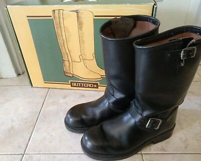 Stivali Buttero Vintage Made in Italy original 42 good condition old boots