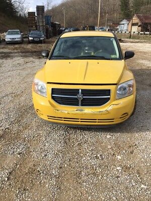 2007 Dodge Caliber SXT Hatchback 4-Door CLEAR TITLE