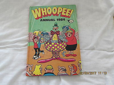 Whoopee !!  Annual  1984  Very Good For  Age