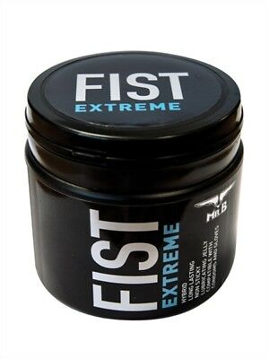 Mister B 500 Ml. Fist Extreme Lubrificante Intimo Anale Fisting Base Silicone