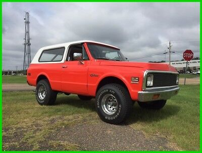 Chevrolet Blazer  1971 Used Manual SUV