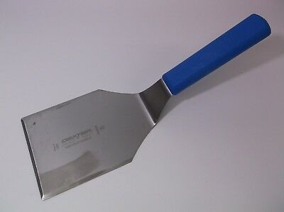 Dexter P94858 Blue High Heat Handle Griddle Grill Stiff Turner Spatula Factory#2