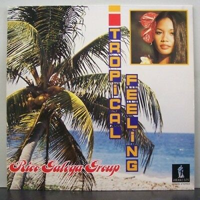 (o) Rico Galega Group - Tropical Feelings