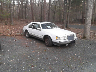 1992 Lincoln Mark Series LSC 1992 lincoln mark vii lsc 5.0l  RUST FREE/DAILY DRIVER
