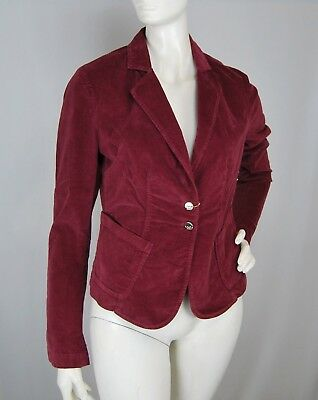 Giacca Donna in Velluto KAOS Blazer Made in Italy H391 Tg M L