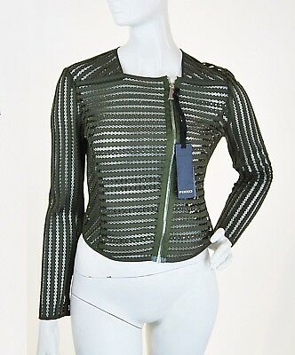 Giacca Blusa Donna PINKO Jacket H547 Made in Italy Tg 38 40