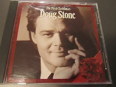 The First Christmas by Doug Stone (CD, Apr-1992, Epic (USA))