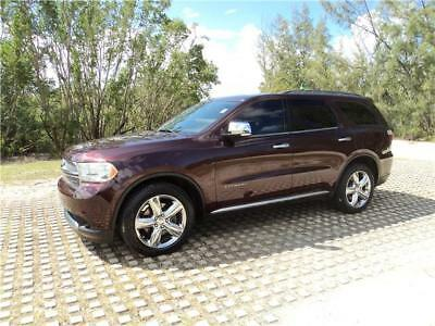 2012 Dodge Durango Citadel Navi DVD Sunroof Carfax certified Gorgeous 2012 Dodge Durango Citadel Navi DVD Sunroof Carfax certified Gorgeous