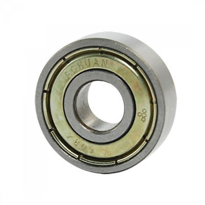 Uxcell a11093000ux0510 608Z 8mm x 22mm x 7mm Shielded Deep Groove Ball Bearing,