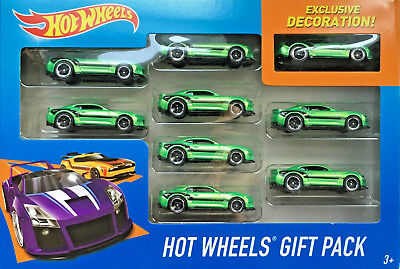 2018 Hot Wheels 17 Camaro Zl1 9 Car Custom Muscle Mania Gift Pack