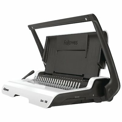FELLOWES, INC. 5006501  COMB BINDING MACHINE STAR + same day fast free shipping