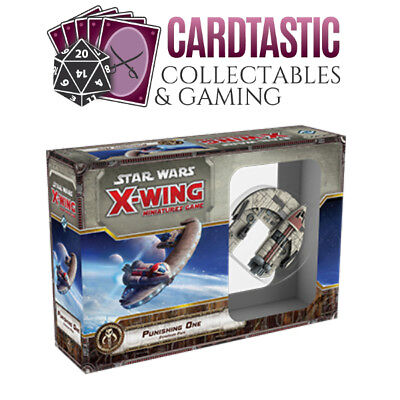 Star Wars X-Wing Miniatures Punishing One Expansion