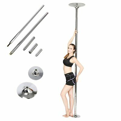 45 mm Pole Dance tanzstange tabledance Strip stang roestvrij staal static stabie