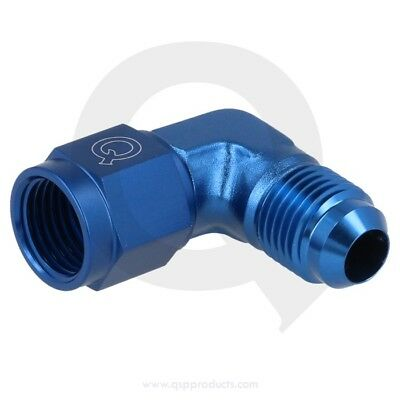 Adaptor 90° female / male swivel D10