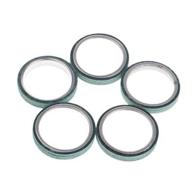 5Pcs Scooter Moped Muffler Exhaust Gasket for GY6 50cc 125cc 150cc TaoTao