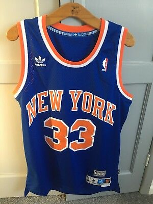 low priced 154b6 e160a NEW YORK KNICKS Hardwood Classic Jersey - Patrick Ewing 33