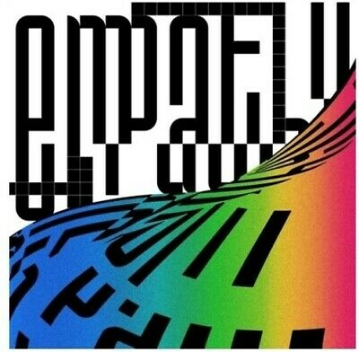 Nct2018 - Empathy [New CD] Asia - Import