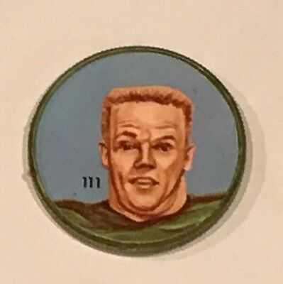 1963 Cfl Nalleys Coin James Earl Wright 111 Short Print