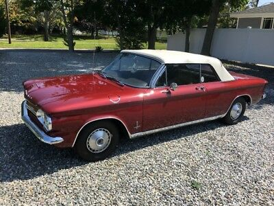 1964 Chevrolet Corvair  1964 Chevy Corvair Monza