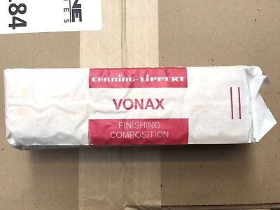 Vonax Polishing Compound Block, for Plastic, Wood, Horn & Tortoiseshell 760g