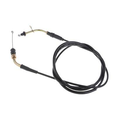 77.95 Inch Curved Shape Durable Throttle Cable Wire for GY6 50CC