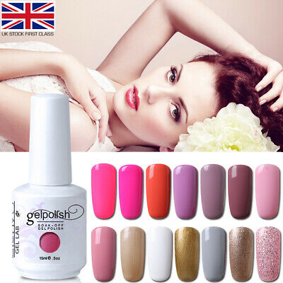 GEL LAB Gel Polish Base Top Coat Manicure Varnish Lacquer UK STOCK