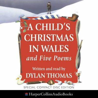 A Child's Christmas in Wales [audioCD] Thomas, Dylan,Thomas, Dylan [Nov 02, 1995