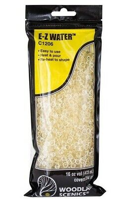Woodland Scenics EZ Water Meltable Scenic Water For Models C1206