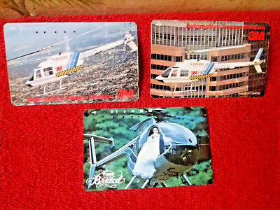 3m Automotive Trades Div Phone Cards-& 1 Toho Bridal For card/coin tele Japan