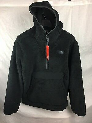 ef5fc6b1b87a New The North Face Men Campshire Pullover Hoody Black Fleece Free Ship