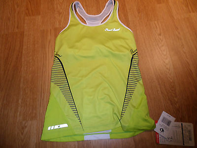 Pearl Izumi Fly In-R-Cool Sleeveless Sport Tank Women's Small Rtl $65