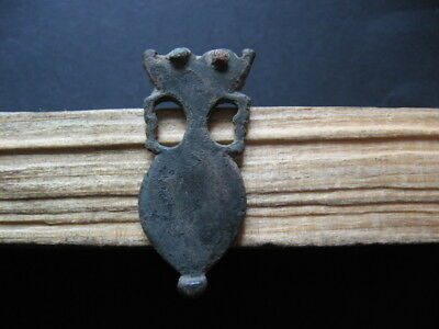 Amphora Phallus Amulet Ancient Celtic Bronze Fertility Talisman 300-100 B.c.