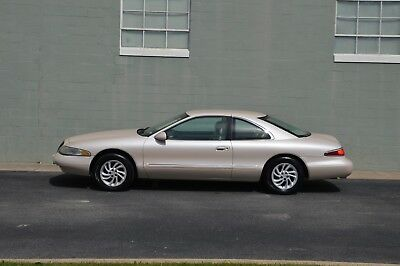 1998 Lincoln Mark Series  1998 MARK VIII 33K ORIGINAL MILES ADULT OWNED EXCELLENT CONDITION PRICED TO SELL