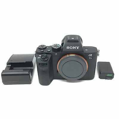 Sony Alpha a7 II 24.3MP Digital SLR Camera - Black (Body Only) - 2511