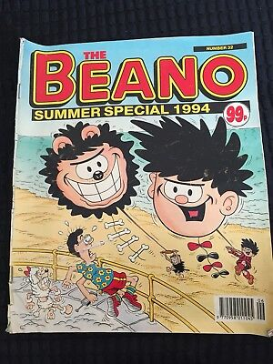 The Beano Summer Special 1994