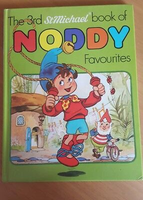 the 3rd stmichael book of noddy favourites annual 1979 imm cond
