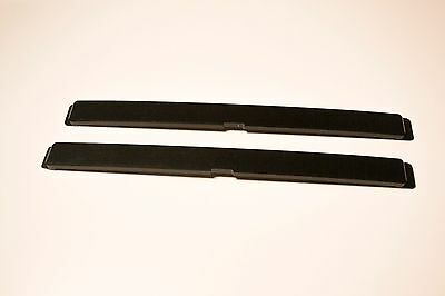 2.pcs Cover, roof carrier , for Opel Astra H Vauxhall, Zafira B, 51 87 877;