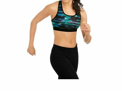 5495c27295 New Danskin Now Women s Core Active Racerback Sports Bra Performance Fitted  S