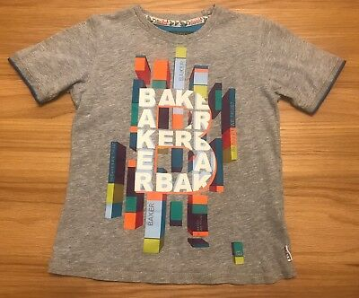Ted Baker T Shirt Age 3-4 Years Immaculate Condition
