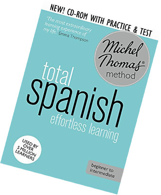 dbf29b7503eef TOTAL SPANISH FOUNDATION Course  Learn Spanish with the Michel Thomas  Method - £49.43