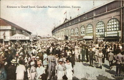 Canada Toronto,ON Entrance to Grand Stand,Canadian National Exhibition Ontario