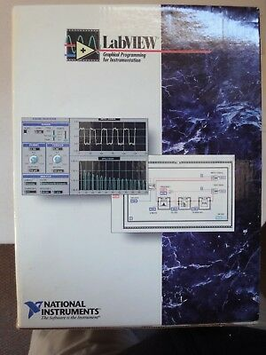 National Instruments Labview FDS for Windows Books Only.