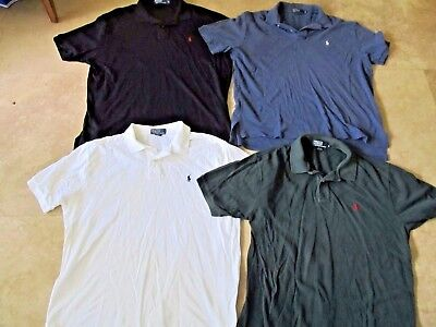 Lot, 4 mens size XL Polo by Ralph Lauren shirts, tops