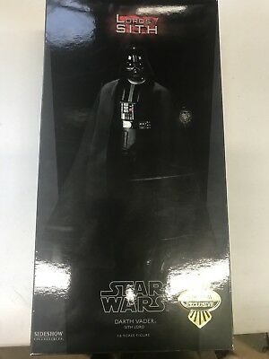 Star Wars Sideshow Exclusive Darth Vader A New Hope 1/6 scale figure