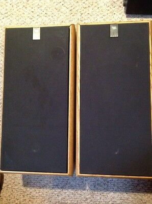 JBL 2800 Speakers Vintage Pair Excellent Sound